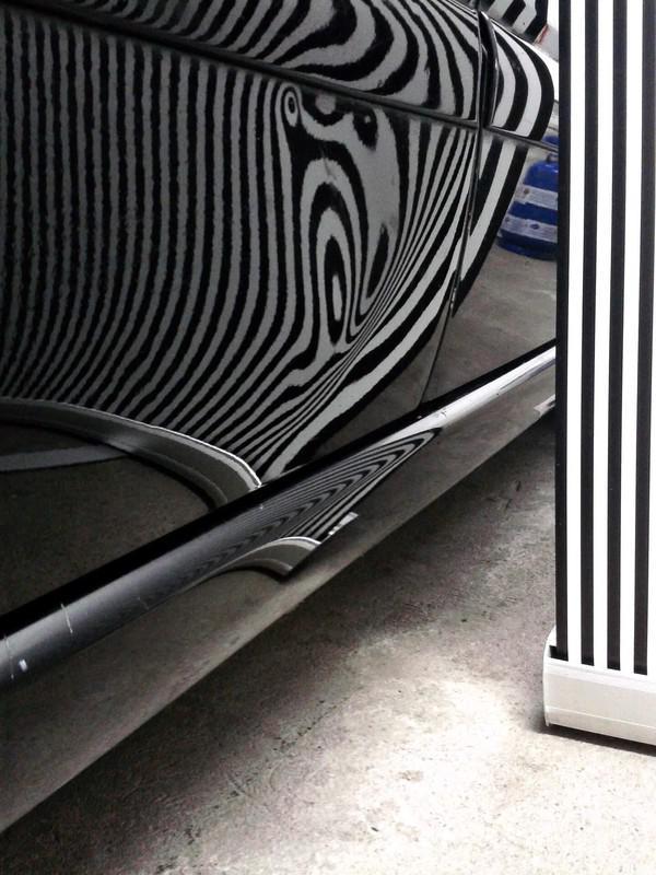 Naprawa wgnieceń w karoseii samochodu 18